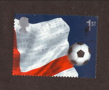 Great Britain--#2056b Used--World Cup--2002