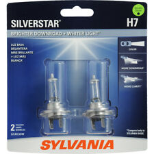 Headlight Bulb-SilverStar Blister Pack Twin Front SYLVANIA H7ST.BP2