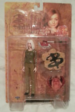"""Buffy The Vampire Slayer White Witch Willow International Version 6"""" New On Card"""