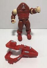 Marvel JUGGERNAUT Toy Biz ToyBiz Uncanny X-Men w/ Ram Power Punch Action Figure