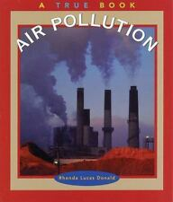 Air Pollution (True Books: Environment)-ExLibrary
