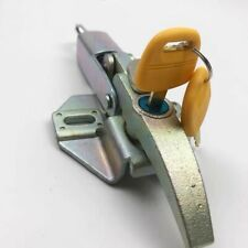 Engine hood head lock excavator caterpillar 320B / C / D cylinder head lock