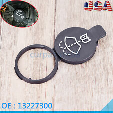 Windshield Wiper Washer Fluid Reservoir Bottle Cap Cover For Chevrolet GM Buick