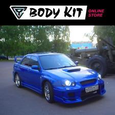 Front bumper Charge Speed Subaru Impreza WRX STI GD GG 2002-2005