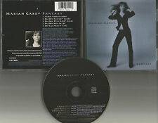 MARIAH CAREY Fantasy 5TRX w/ 4 RARE MIXES LIMITED USA CD single Ol Dirty Bastard