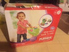 PLAYSKOOL Step Start Walk 'N Ride Baby's First Ride On Toy New In Box