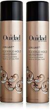 Ouidad Curl Last Flexible-Hold Hairspray 9 oz - Pack of 2