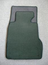 $$$ Original Lengenfelder Fußmatten passend für BMW M3 3er E30 Limo + GRÜN + NEU