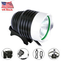 Cycling Bicycle Head Light Rechargeable Headlamp 1200LM CREE XML T6 LED Lamp