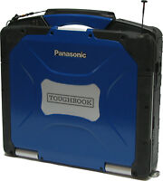 Build your Blue Panasonic Toughbook CF-30 Fully Rugged Military Non-Touchscreen