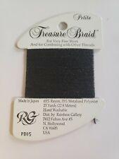 Rainbow Gallery Thread Petite Treasure Braid PB05 new cross stitch embroidery
