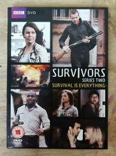 Survivors - Series 2 (DVD, 2010, 2-Disc Set) (L16)