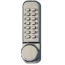 Kaba Simplex LD452-35-32D-41 Knob Mechanical Push Button Light Duty Door Lock
