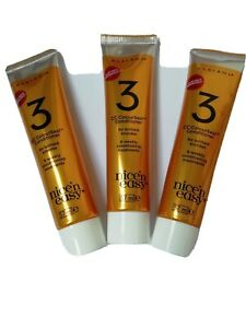 Clairol Nice N Easy Cc+ Colorseal Conditioner for Brilliant Blondes x3