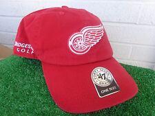 Bridgestone Golf Detroit Red Wings golf Hat Cap NHL Team Adjustable NEW '47