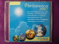 Encyclopedia Britannica 2002 DVD Edition - Good Condition