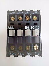 ABB B9-30-10 CONTACTOR 240 VAC COIL NEW