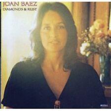 Joan Baez - Diamonds And Rust (NEW CD)