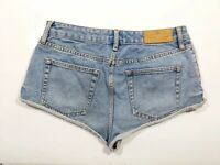 River Island Short Denim Shorts Size 10 W29