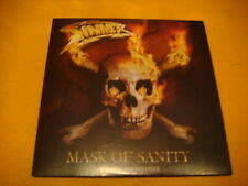 Cardsleeve Full CD SINNER Mask Of Sanity PROMO 12TR 2007 hard rock heavy metal