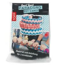 knot*knot Paracord Set Candy