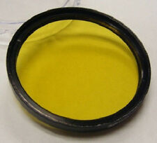 62mm Yellow Filter for Contrast or Creative Effect