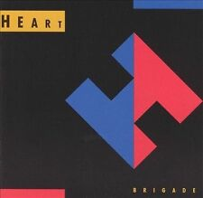 Brigade by Heart (CD, Apr-1990, Capitol/EMI Records)