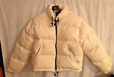 American Eagle Outfitters Off-White Down Jacket Never Worn Juniors Lg