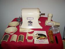 VINTAGE THE CHAMPION JUICER HEAVY DUTY ELECTRIC 1/3 HP