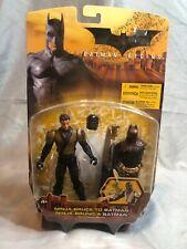 New Mattel Dc Batman Begins Ninja To Bruce Action Figure