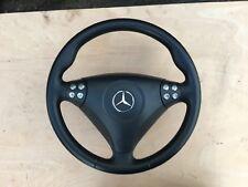 Véritable Mercedes C Classe SLK W203 R171 Sport Volant Cuir V