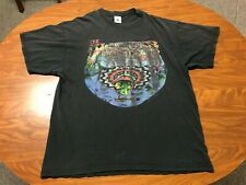 MENS VINTAGE 90'S 1997 THE ALLMAN BROTHERS BAND DOUBLE SIDED TOUR SHIRT SIZE XL