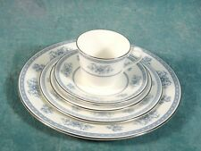 Royal Doulton Laureate 5 Pc Place setting Dinner cups Plates 5060 Old New Stock