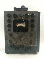Philco 7050 Tube Tester Vintage Working Tested