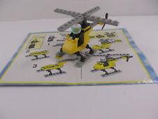 VINTAGE LEGO 1561 STUNT CLUB CHOPPER SET COMPLETE INSTRUCTIONS KELLOGG'S PREMIUM