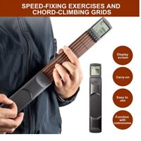 Portable Pocket Guitar Chord Trainer Finger Trainer Chord Practice Tool C2M3