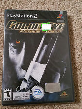 NEW PS2 GoldenEye Rogue Agent (Sony PlayStation 2, 2004) - Factory Sealed