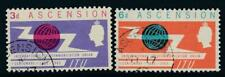 Ascension 1965 ITU Centenary used