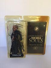 """Clive Barker's Tortured Souls McFarlane The Scythe Meister 6"""" 2001 mint sealed"""
