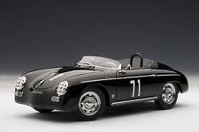 AUTOart 77866 PORSCHE SPEEDSTER model race car Steve McQueen black 1:18th