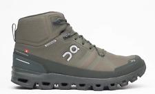 ON RUNNING CLOUDROCK WATERPROOF JUNGLE FIR 23.99615 Size 8 - 12 BRAND NEW