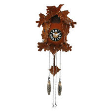 Cuckoo Clocks with Moving Figurines