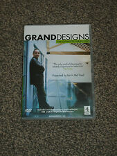GRAND DESIGNS - THE COMPLETE SERIES ONE ( 1 ) - RARE DVD IN VGC (FREE UK P&P)