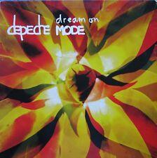 Depeche Mode Dream On Vinyl Single UK 2001 Record