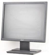 "Acer V176L bd 17"" LCD Monitor, w/ Power & VGA Cables, 1280 x 1024, Grade C (OC)"