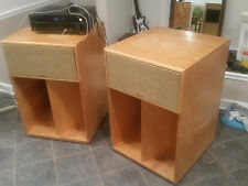 KLIPSCH La Scala LSBL speakers Loudspeaker Horn system tube amplifier ready PAIR