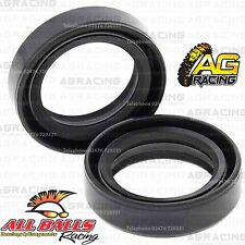 All Balls Fork Oil Seals Kit Para KAWASAKI KX 60 1987 87 Motocross Enduro Nuevo