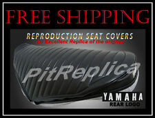 YAMAHA CHAPPY LB50 LB80 *HEAT PRESSED* SEAT COVER [YRTL]