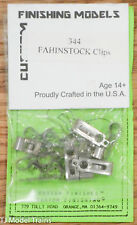 Custom Finishing Models HO #344 Fahinstock Clips
