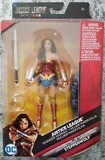 "Wonder Woman Multiverse 6"" ACTION FIGURE Justice League Movie DC Steppenwolf c&c"